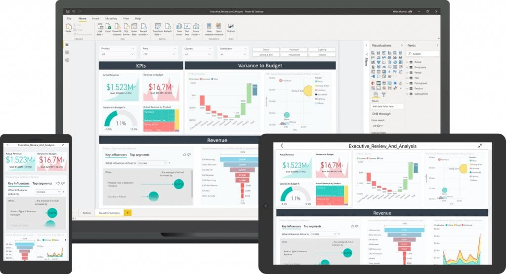 Why Power BI Dashboards