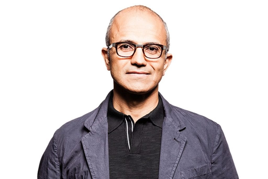 Microsoft CEO Satya Nadella Quotes on Success